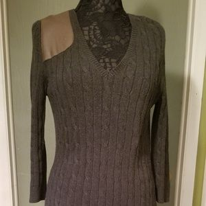 Ralph Lauren sweater dress sz medium